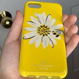 KATE SPADE HONEY BEE IPHONE 7 CASE 🌻🐝✨
